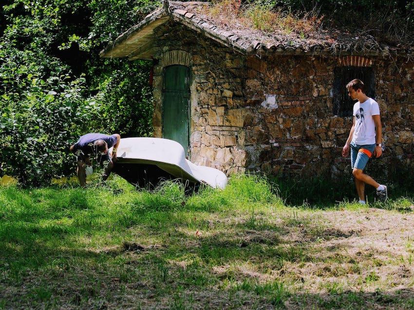 Chasse au trésor entreprise au Bois de Vincennes - Boulogne