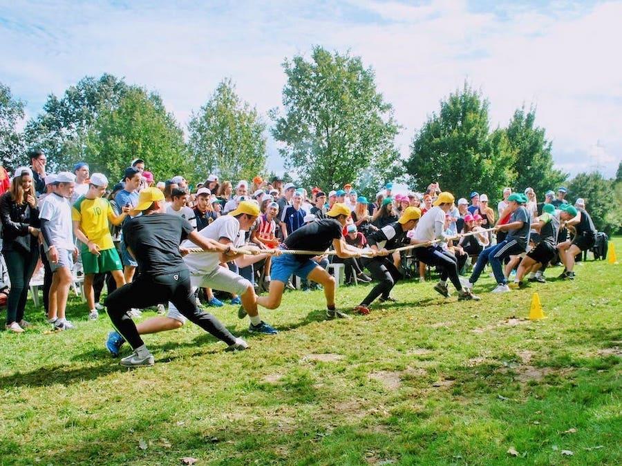 Olympiades sportives Seine-et-Marne - Marne-La-Vallée (77)