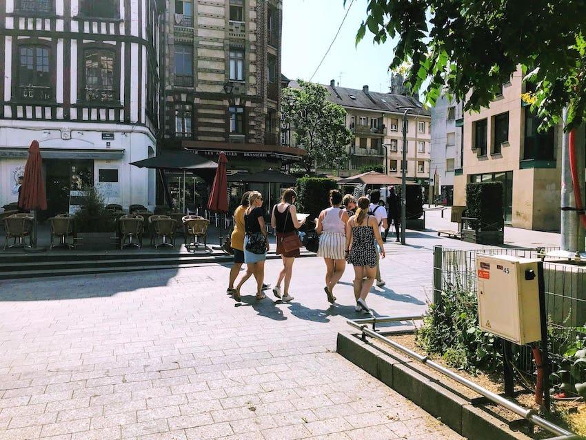 Pékin Express entreprise à Deauville, Honfleur et Cabourg
