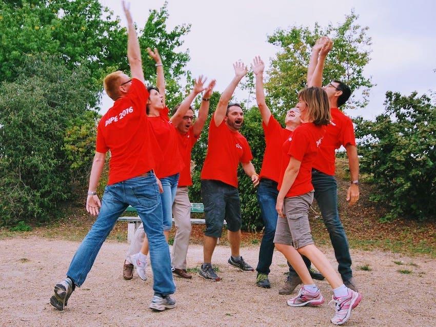 Olympiades Sportives en Touraine : Team Building entreprise