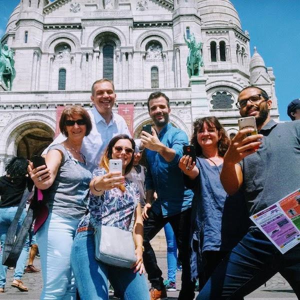 Rallye urbain IDF et Paris : Montmartre, Marais, Cité, Bercy